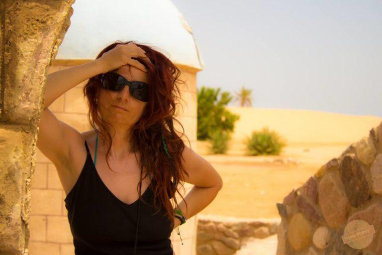 Sonia Serravalli Sinai Egitto