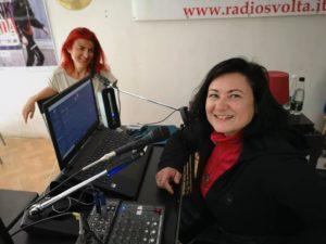 Sonia Serravalli Radio Svolta