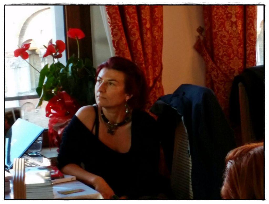 Sonia Serravalli scrittrice (FE)