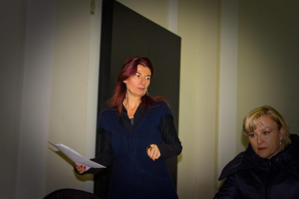 Sonia Serravalli scrittrice (VE)