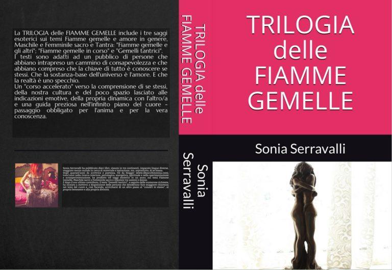 Copertina Trilogia delle Fiamme gemelle
